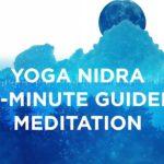 Guided Yoga Nidra Audio for a Better Night's Sleep