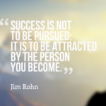 Jim Rohn on The Law of Attraction and the Psychology of Success