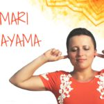 How To Practice Bhramari Pranayama - Bee Breath