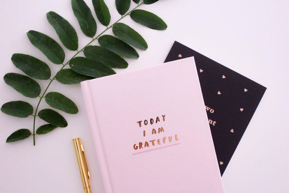 Gratitude Journal Template Free Pdf Download With Examples