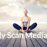 Body Scan Meditation for Mindfulness and Light Energy