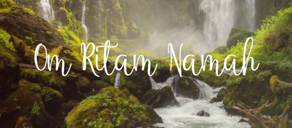 OM Ritam Namah Mantra Meditation and Sutras - The Joy Within