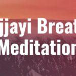 Guided Ujjayi Breath Meditation