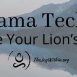 Pranayama: Activate Your Lion's Breath