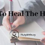 Journaling To Heal The Heart Chakra