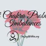 Throat Chakras Problems and Imbalances