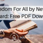 Freedom For All by Neville Goddard: Free PDF Download