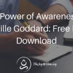 The Power of Awareness by Neville Goddard: Free PDF Download